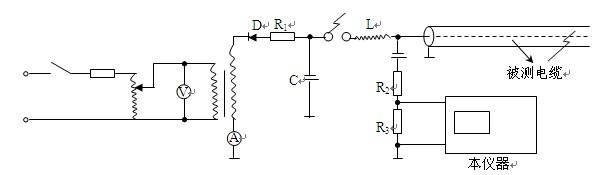 电缆故障智能测试仪的使用和故障测试方法