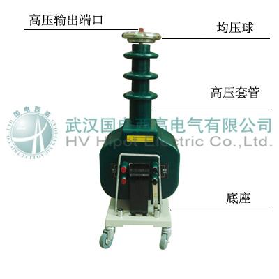 gtb 干式试验变压器是国电西高在yd的基础上改进的产品,引进了国外先