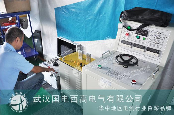 gdsl-m系列大电流发生器是各行各业在电气调试中需要