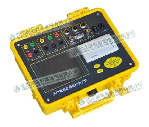 名称:gdym-3 多功能电能表现场校验仪